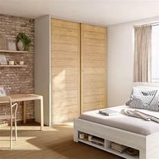 porte coulissante placard porte de placard coulissante spaceo l 97 5 x h 250 cm