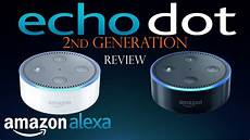 Echo Dot 2nd Generation Review Echo Dot 1
