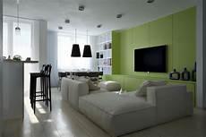 moderne wohnzimmer farben trendge einrichtungsideen in gr 252 n und rot