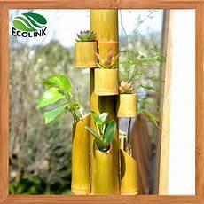 bambou en vase china bamboo flower vase bamboo combination pot