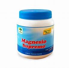 proprieta magnesio supremo magnesio supremo 174 benefici usi e prezzi segreti dello