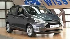 Ford B Max Automatik - ford b max titanium erjkfk72242 magnetic grau 2015