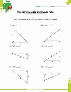 basics trigonometry problems and answers pdf for grade 10