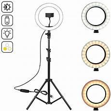 210cm Ring Light Tripod Stand Studio by 10 2 Led Ring Light Photographic Selfie Ring Lighting