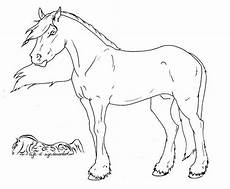 526 best images about coloring pages of horses on