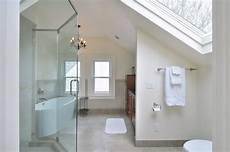 Attic Master Bathroom Ideas by Attic Master Renovation