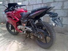 Pulsar 220 Modif by Pulsar Snapshots Pulsar 220 Modified With Yahama R15 Fairing