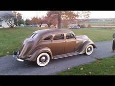 Classic Cars For Sale  1936 Chrysler Airflow