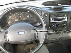 Ford Transit 350 Maxi 2 4 Td 125hp 3 5t Automatic 2005