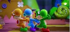 Malvorlagen Mario Und Yoshi Crafted World Quot Yoshi S Crafted World Quot Arrives On Nintendo Switch In