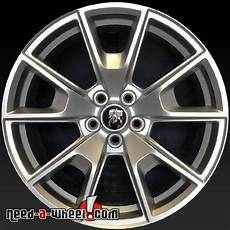 19 Quot Ford Mustang Oem Wheels 2015 Silver Stock Rims 10033