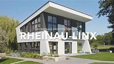 Architektenhaus Rheinau Linx Weberhaus Modernes