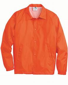 shirtsupplier augusta pocketed coach s lined team jacket 100 3100