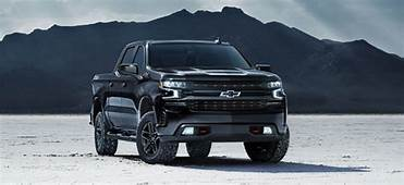 Newest 2020 Chevrolet Silverado 1500 Packages Have Arrived