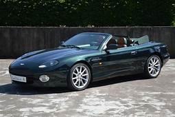 Classic Park Cars  Aston Martin DB7 Vantage Volante
