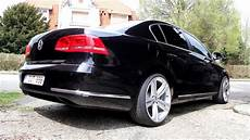 vw passat on air