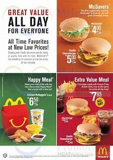 Mcdonalds Happy Meal Preis - mcdonald s great value meals 6 mar 2015