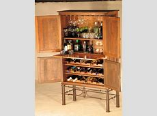 Dining Room: Fill Your Home With Antique Liquor Cabinet