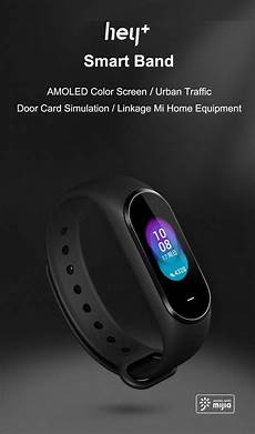Original Xiaomi Inch Amoled Screen by Original Xiaomi Hey Plus Smartband 0 95 Inch Amoled Color