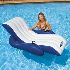 chaise longue fauteuil de piscine mer gonflable achat