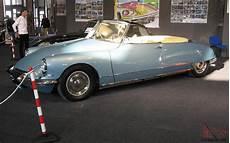 citroen ds convertible car classics