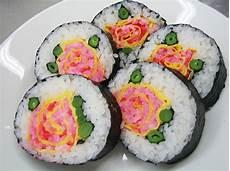 Los Dise 241 Os De Sushi Divertidos Y Creativos Mundo