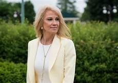 Kellyanne Conway White House Not Amused By Demand To Fire Kellyanne Conway