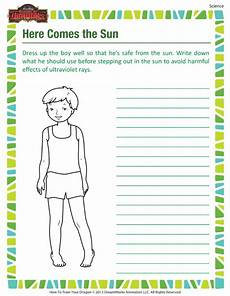free science worksheets for grade 3 12549 here come the sun science worksheet for grade 3