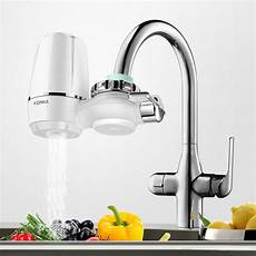 kitchen filter faucet konka faucet water filter elements washable filtration kitchen basin tap purifier fit most