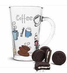 Latte Macchiato Farbe - 6 latte macchiato gl 228 ser 300ml kaffeegl 228 ser teeglas bunter