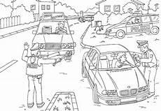 ausmalbilder polizei malvorlagentv