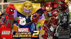 marvel infinity war 2 lego marvel heroes 2 infinity war dlc