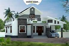 low cost house plans in kerala low cost kerala home design 1379 sq ft 2 bhk house plan