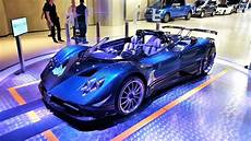 15 Million Pagani Zonda Hp Barchetta From Pagani Miami To