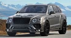 bentley bentayga mansory mansory joins the bentley bentayga customization in