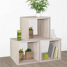 bibliothèque salon 6172 cube d appoint design quot bivoak quot beige