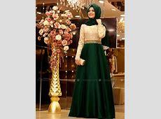 Magic Evening Dress   Green   P?nar ?ems Modanisa