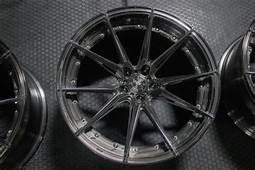 Matte Black Mercedes Benz S550  ADV10 Track Spec CS