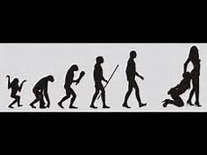 die evolution des menschen history and on