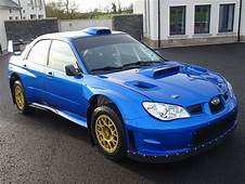 Subaru Impreza WRC Driven By Petter Solberg And Colin