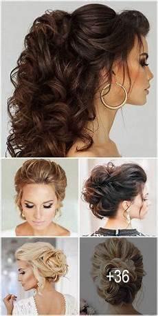 Hair Style Swept Forward Or Forehead Wedding Or Formal