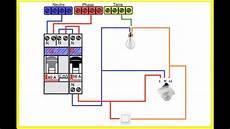 sch 233 ma 233 lectrique d 233 tecteur de pr 233 sence avec interrupteur
