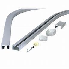 rail au plafond pour rideaux rail pour rideau de cubicule quincaillerie richelieu