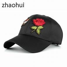zhaohui spring summer roses birds baseball cap hat topi subnet aliexpress com alibaba group