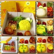 Nasi Kuning Kotak Murah Catering Nasi Kuning Bali Catering