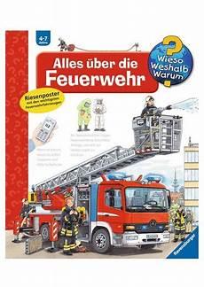 ravensburger kinderbuch 187 alles 252 ber die feuerwehr wieso