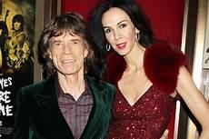 Mick Jagger Freundin - mick jagger on l wren s