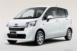 Subaru Refines Stella Kei Car For 2013 In Japan  Auto