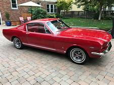 1965 Ford Mustang GT Fastback 4 Speed For Sale On BaT