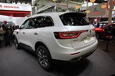 Renault Koleos Neustart